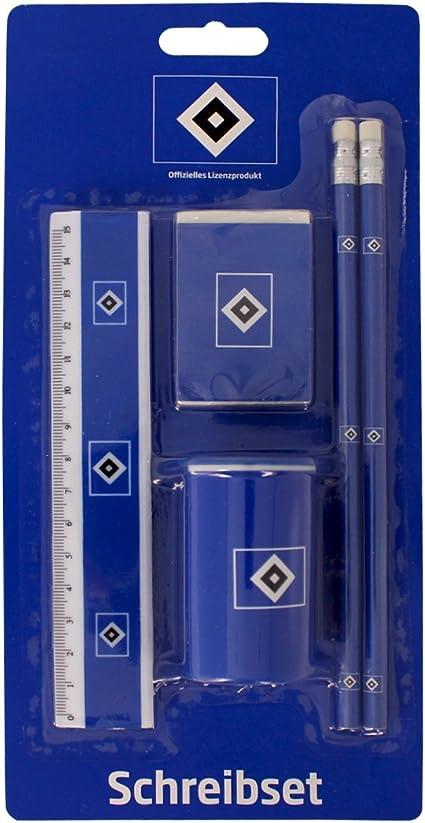 HSV Lineal Geodreieck Hamburger SV