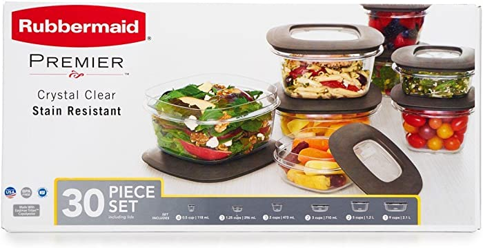 The Best Rubbermaid New Premier Food Storage Container