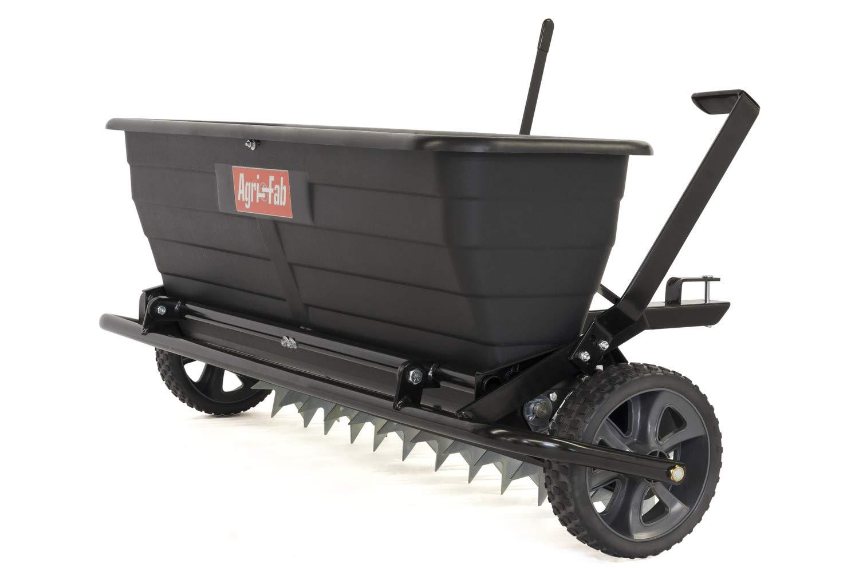 Agri-Fab 45-0545 175 lb. Tow Spiker/Seeder/Drop Spreader, Black