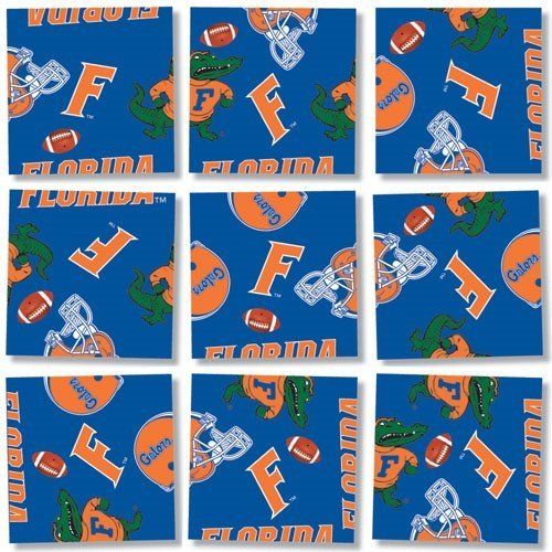 b. Dazzle University of Florida Gators Scramble Squares Puzzle (Gators Florida Square)