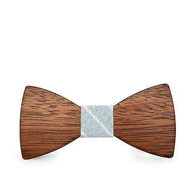 LR xiaorunfa Accesorios para hombres de negocios de madera ...