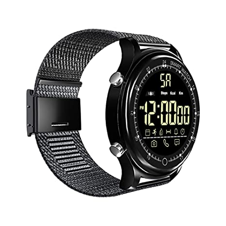 Fitness tracker Smart Watch, IP67 Waterproof Activity ...