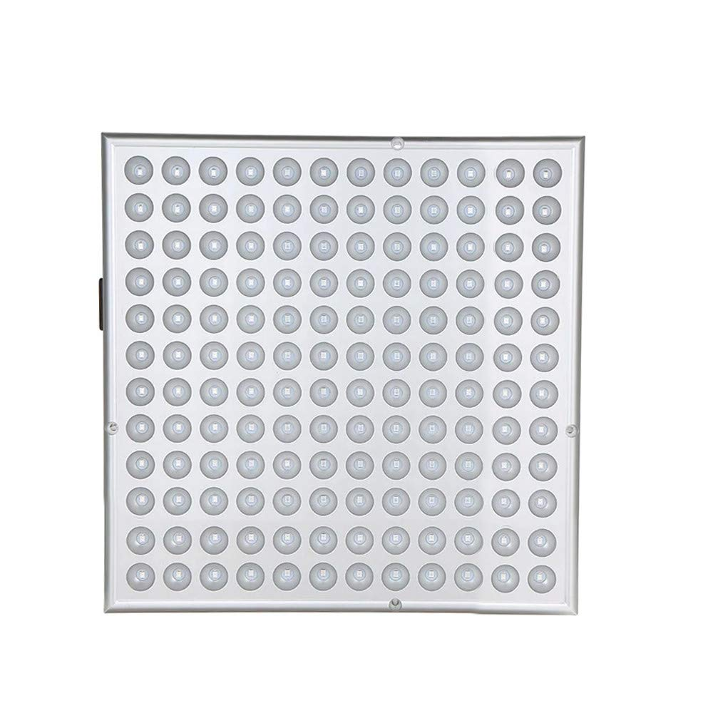 IWGR AU-Plug Vollspektrum Pflanze Blaume LED wachsen Licht LED-Panel Downlight Vollspektrum 45W 144 LED AC 85-265V Pflanzen Blaumen Vegetation LED Licht Nacht