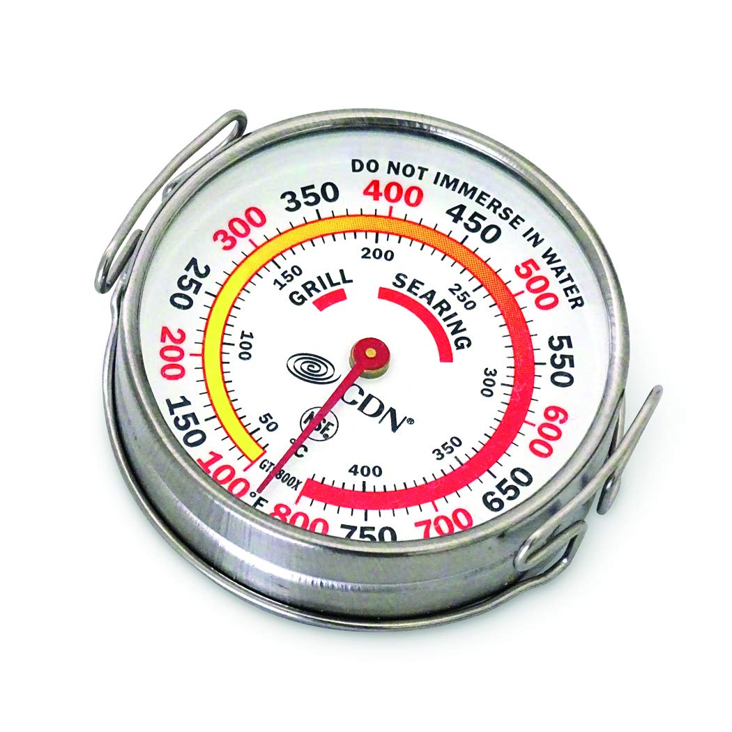 CDN Proaccurate Grill Surface Thermometer GTS800X