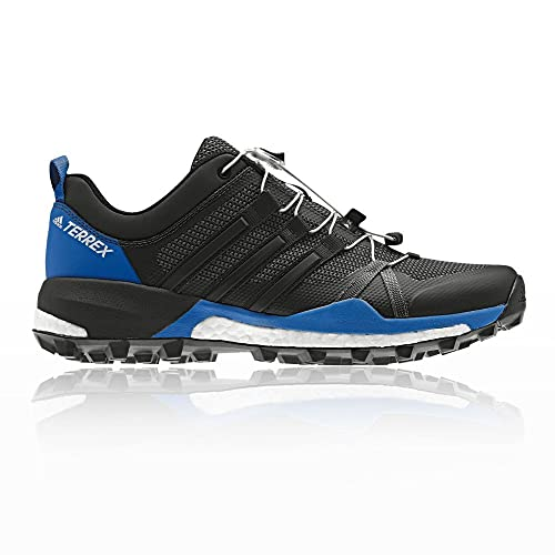 premium selection da859 77768 adidas Terrex Skychaser, Scarpe da Trail Running Uomo, Nero Cblack Carbon,  42 EU  Amazon.it  Scarpe e borse
