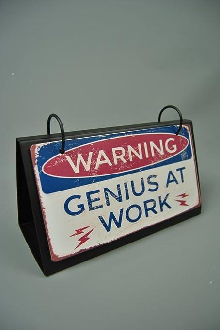 Four Seasons Desk Sign Metal Multi Flip Plaque Sign Do Not - Do not disturb desk sign