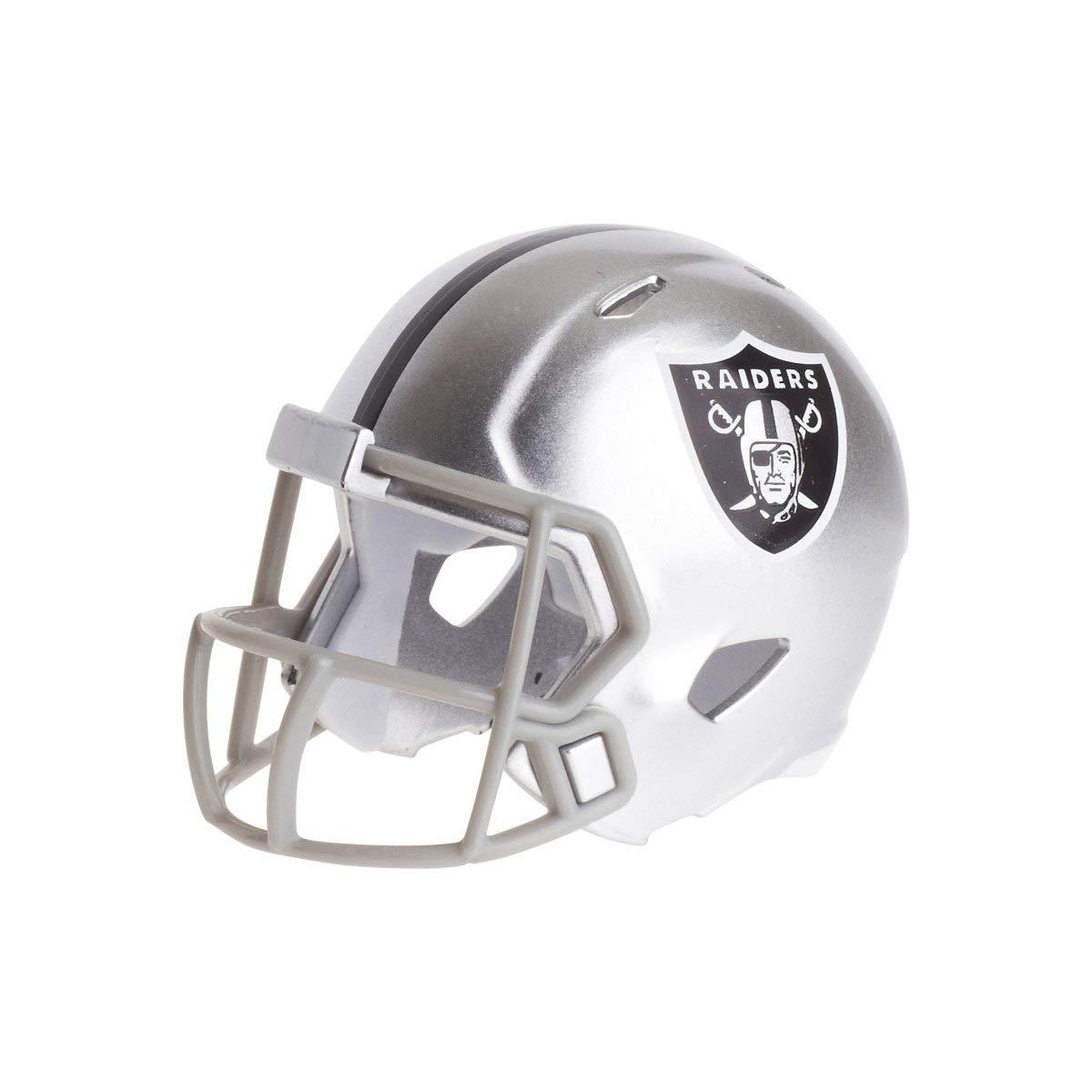 Riddell Oakland Raiders Mini-Speed Pocket Pro Micro/Kamerahandys/Football Helm 095855320694