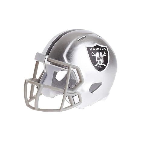 Riddell Oakland Raiders NFL Speed Pocket PRO Micro Tascabile Mini Casco da  Football f56c0c21dca