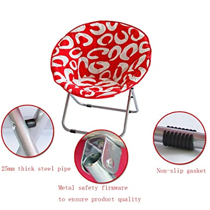 Phenomenal Amazon Com Ylyab Moon Chair Leisure Camping Chair Without Pabps2019 Chair Design Images Pabps2019Com