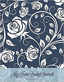 Book My Home Budget Journal: Volume 53 (Extra Large Monthly Bill Planner)