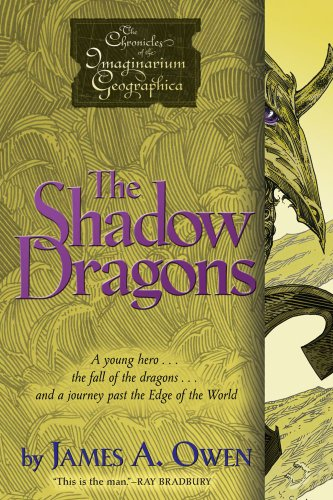 The Shadow Dragons (Chronicles of the Imaginarium Geographica, The) from Simon & Schuster Books for Young Readers