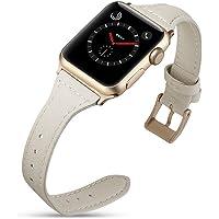 Danwon Compatível com pulseira Apple Watch de 38 mm, 40 mm, 44 mm, 42 mm, para iWatch séries 6/SE/5/4/3/2/1, pulseira de…