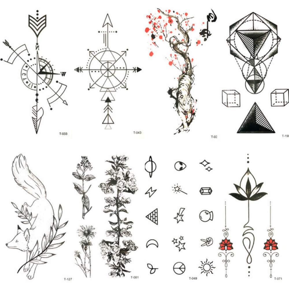 Tatuaje flecha
