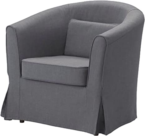 Peachy Easy Fit The Ektorp Tullsta Chair Cover Replacement Is Ncnpc Chair Design For Home Ncnpcorg