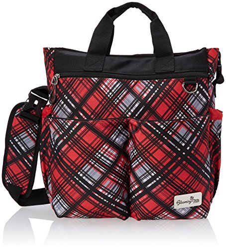Blooming Tots 13-Pocket Diaper Bag with Mat and Pouch ()