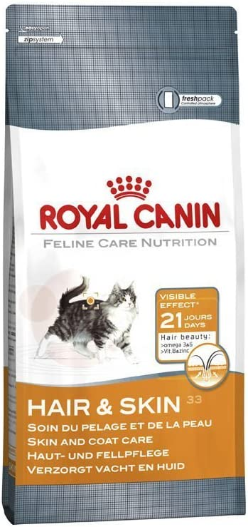 Royal Canin C-584631 Hair & Skin - 10 Kg: Amazon.es: Productos para mascotas