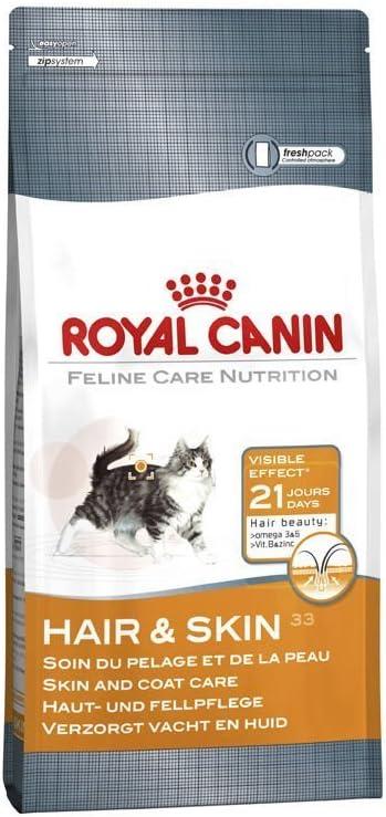 Royal Canin C-584631 Hair & Skin - 10 Kg: Amazon.es: Productos ...
