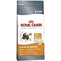 Royal Canin Feline Care Nutrition Hair and Skin Dry Adult Cat Food, 10Kg
