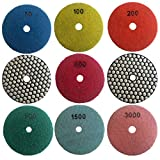 7 polishing pad for granite - Easy Light 4