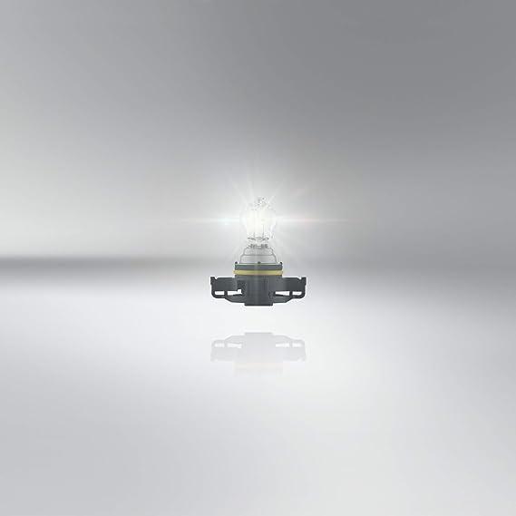 OSRAM Original PS19W señalización halógena, circulación Diurna DRL, luz de Marcha atrás, 5201, 12V, Caja (1 lámpara): Amazon.es: Coche y moto