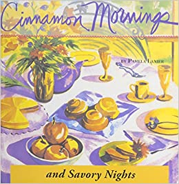 Book Cinnamon Mornings and Savory Nights