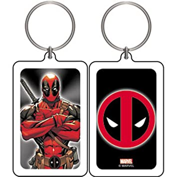 DEADPOOL Action - Marvel Comics - Lucite High Quality ...