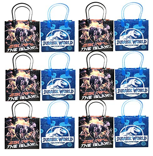 30pc Jurassic World Party Favor Goody Loot Gifts Candy Bags Assorted
