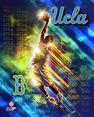 "UCLA Bruins Basketball Composite Photo (Size: 8"" x 10"")"