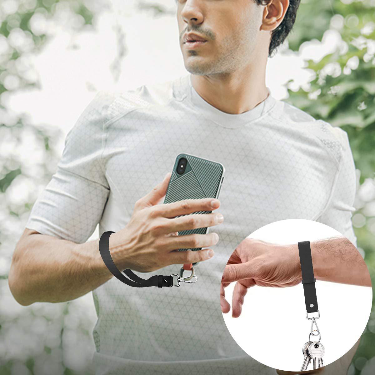 iPod Chiavi Supgear Cordino da Collo per Badge Laccetto di Alta Qualit/à per Mobile Cellulari Chiavette USB Rose, Breve paragrafo ID Carta
