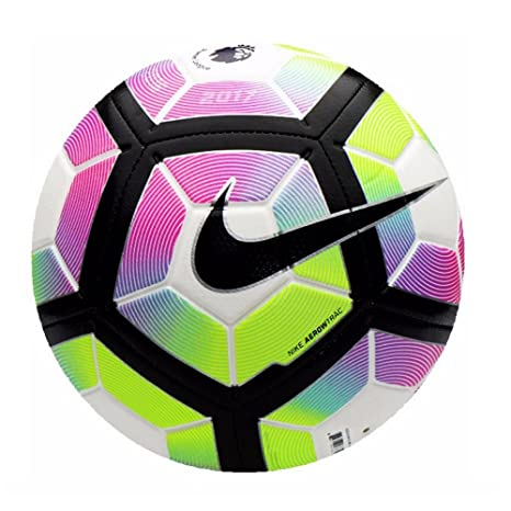 Nike 2016 - 17 Strike Premier League fútbol balón de fútbol Blanco ...