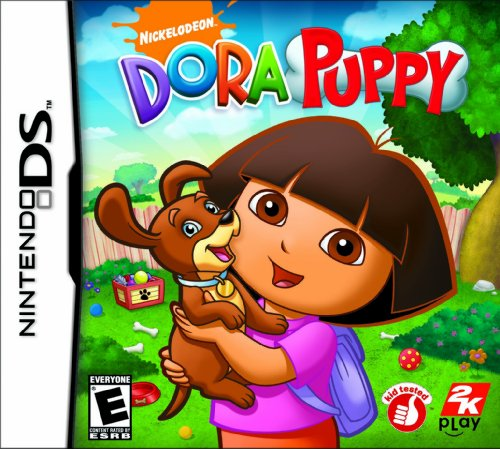 Dora the Explorer: Dora Puppy - Nintendo DS ()