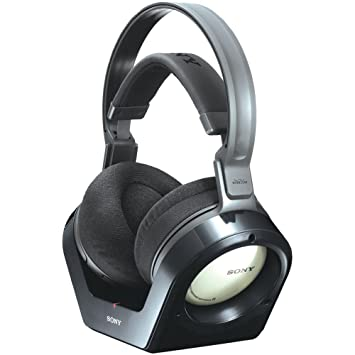 Sony MDR-RF925RK auriculares inalámbricos estéreo de RF (Certificado Reformado)