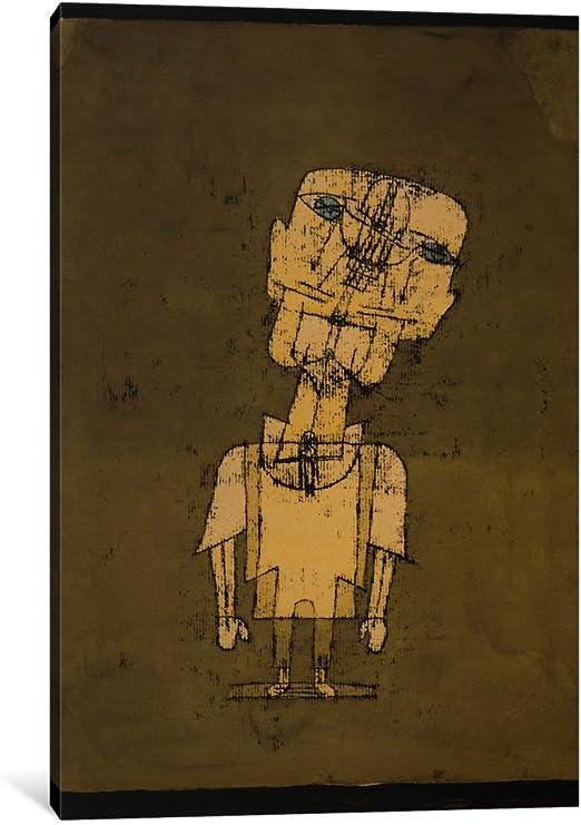 Ghost of a Genius Vintage Fine Art Print Paul Klee