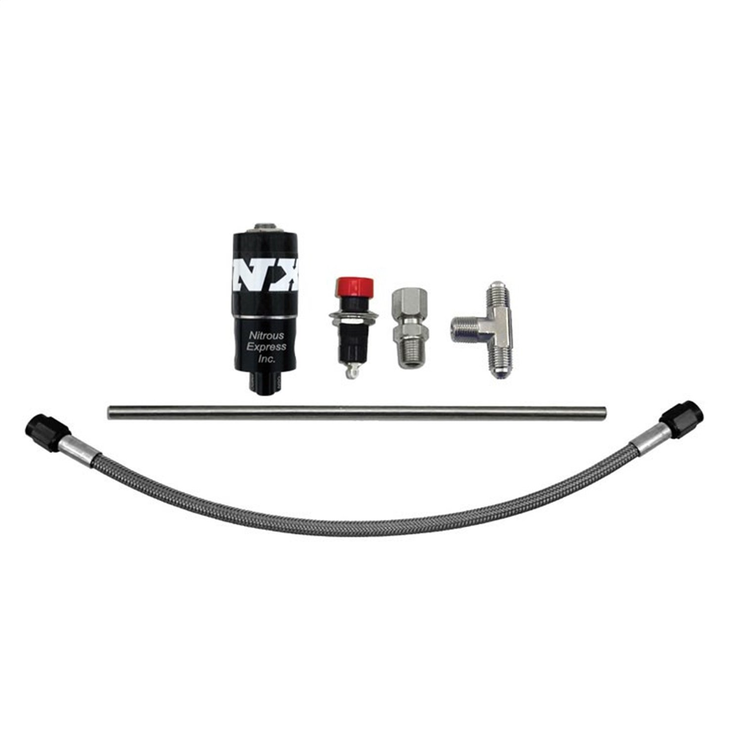 Nitrous Express 15605 Purge Valve Kit for GM 1-Piece MAF and 4.6 3V Plate Systems by Nitrous Express