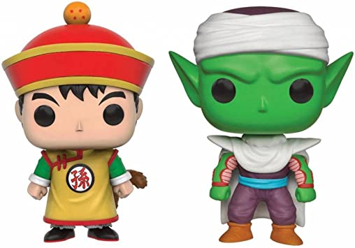 Pack 2 Figuras Pop! Dragon Ball Z Gohan and Piccolo Exclusive ...