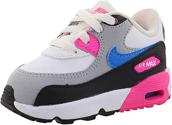 Nike Air Max 90 LTR (TD), Sneakers Basses Bébé Fille