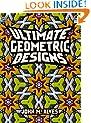 Ultimate Geometric Designs (Dover Design Coloring Books)