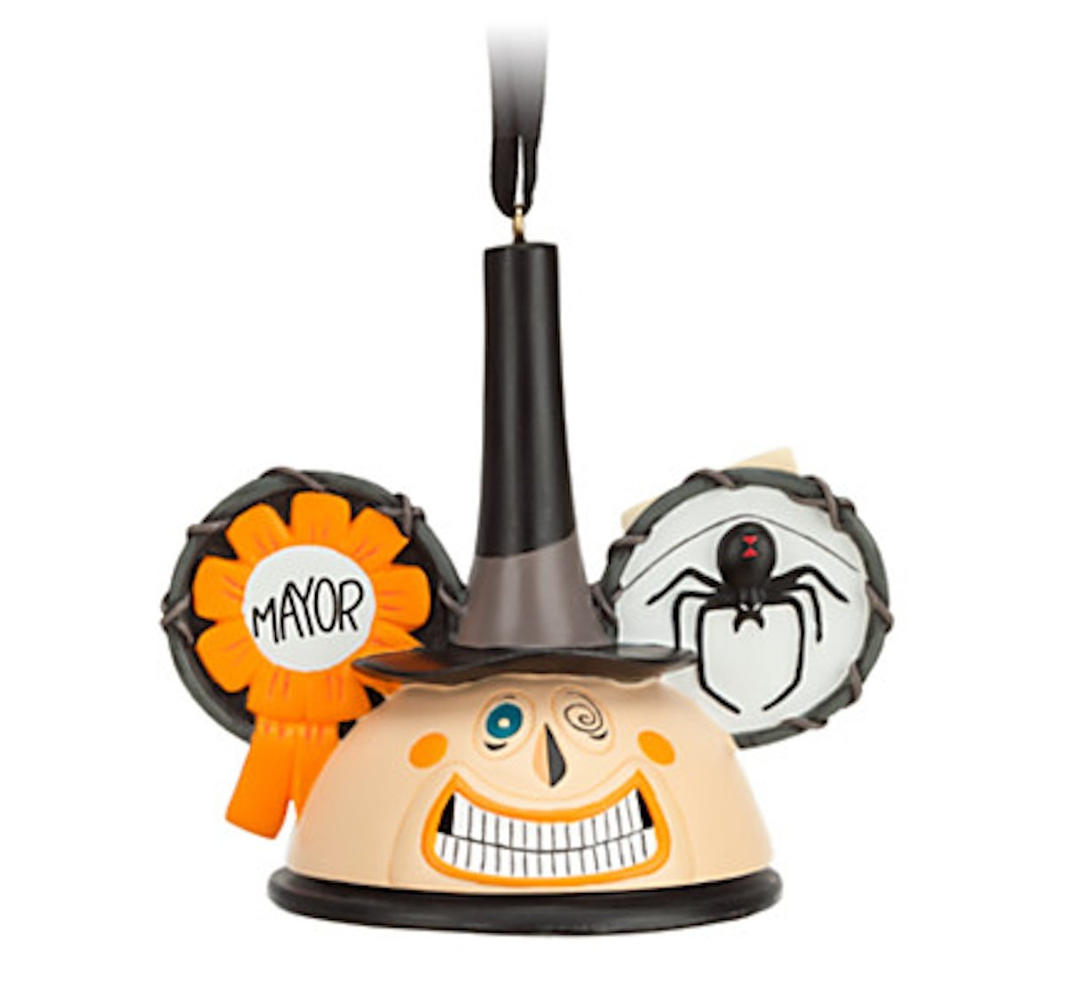 Amazon.com : Disney Parks Nightmare Before Christmas Mayor Mickey ...