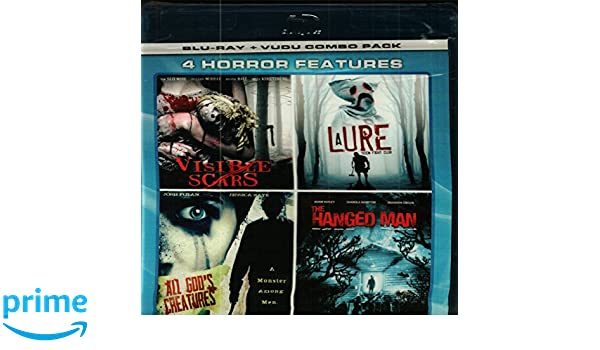 c4275934e7b05 Amazon.com: 4 Horror Features: Visible Scars,A Lure,Teen Fight Club ...
