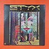STYX Grand Illusion SP 4637 LP Vinyl VG+ Cover VG+ Sleeve