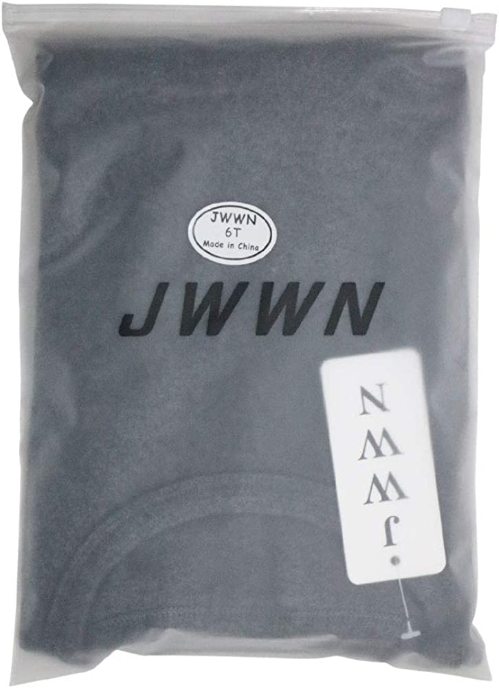 JWWN Boys Long Johns Thermal Underwear Set 2PC Crewneck Tops and Bottom Pajamas Warm Jammies