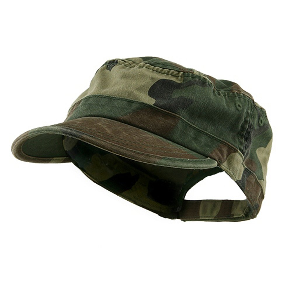 Enzyme Regular Army Caps-Camo