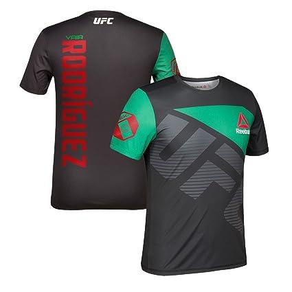 : adidas Yair Rodriguez UFC Reebok Black Green