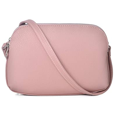 1b5c2efb3833 women handbags pu leather female messenger bags smart lady casual shoulder  bag girl crossbody bag, PINK, Russian Federation: Handbags: Amazon.com