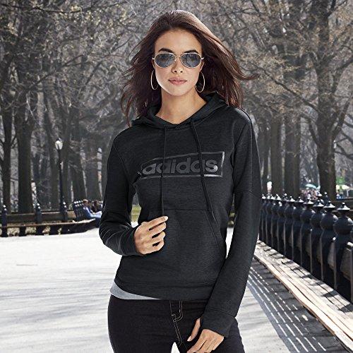 adidas Women's Team Issue Linear Logo Pullover