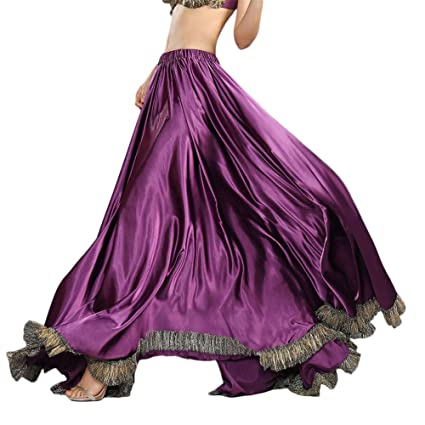 ROYAL SMEELA Falda Flamenca Mujer Gitano 12 Yardas Faldas ...