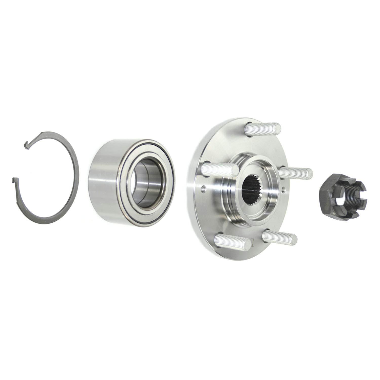 DuraGo 29596019 Front Wheel Hub Kit