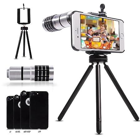 Luxsure Metal Iphone Telephoto Lens Aluminum Alloy Telescope Camera