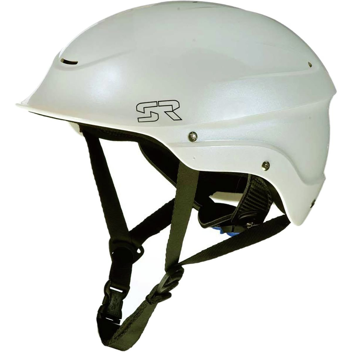 Shred Ready Standard Halfcut Helmet - Pearl White