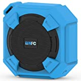 Amazon Price History for:Amuoc Bluetooth Speakers, Portable IP65 Waterproof Outdoor/Shower Bluetooth Speaker Rugged Hi-Def Bass Sound with 10Hr Playtime, Blue
